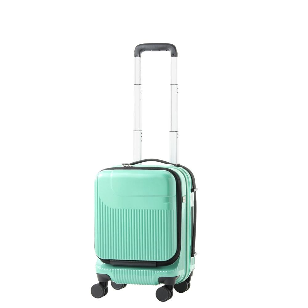 ace.(エース)/ロカベル 小型コインロッカーに入るスーツケース 21L (ウ)ミントグリーン