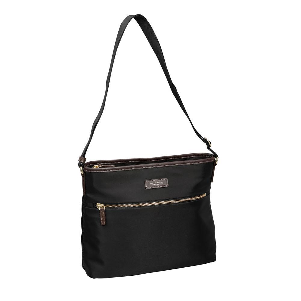 旅行用品 ホビー ペット 旅行カバン シューズ ファッション MACKINTOSH PHILOSOPHY(マッキントッシュ フィロソフィー)/ヨコ型ショルダーバッグ NV4652