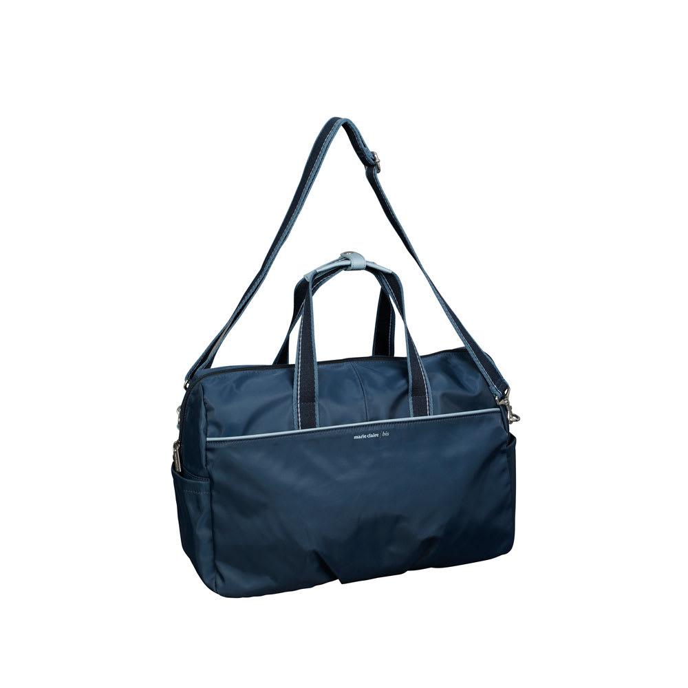 旅行用品 ホビー ペット 旅行カバン シューズ ファッション ボストンバッグ marie claire bis(マリ・クレール ビス)/ランビュトー ボストンバッグ NV5512