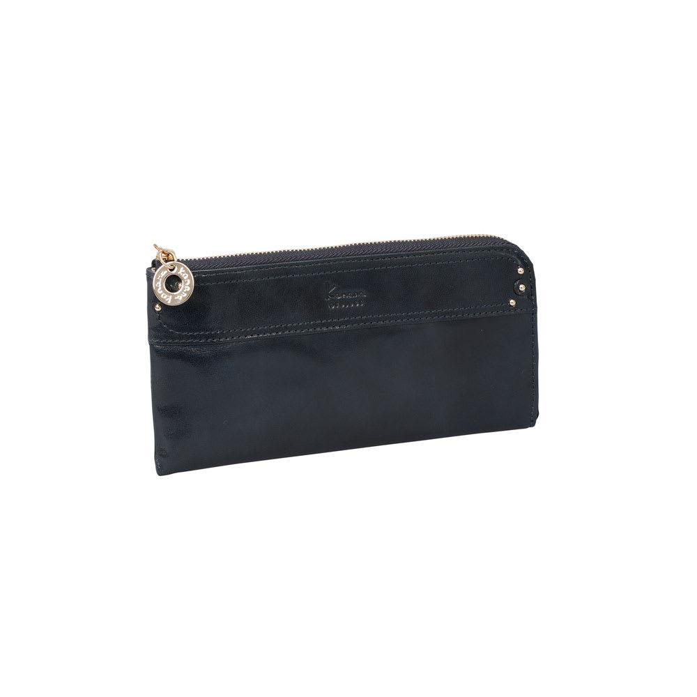 旅行用品 ホビー ペット 旅行用小物 財布 スマートフォンケース キーケース カナナプロジェクト/グロッシー 薄マチウォレット NV5589