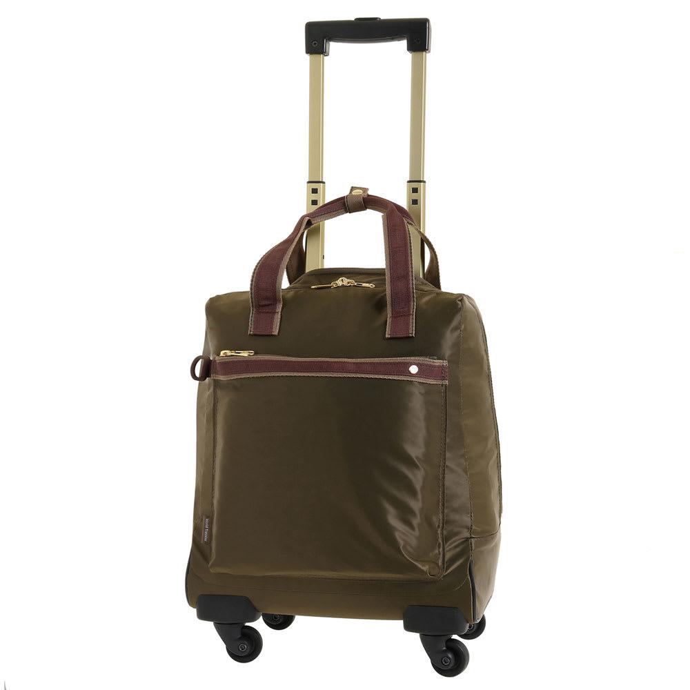 WORLD TRAVELER(ワールドトラベラー)/キャリーバッグ ブラック01/ネイビー03/カーキ04/ピンク11 スーツケース(ソフトタイプ)
