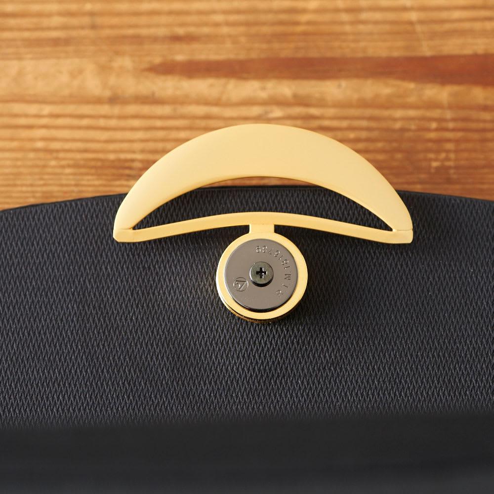 岩佐/ホースヘアー フォーマルバッグ コンパクト |結婚式・卒業式・入学式・法事・パーティー 2wayで使用出来るゴールドの収納式金具付き