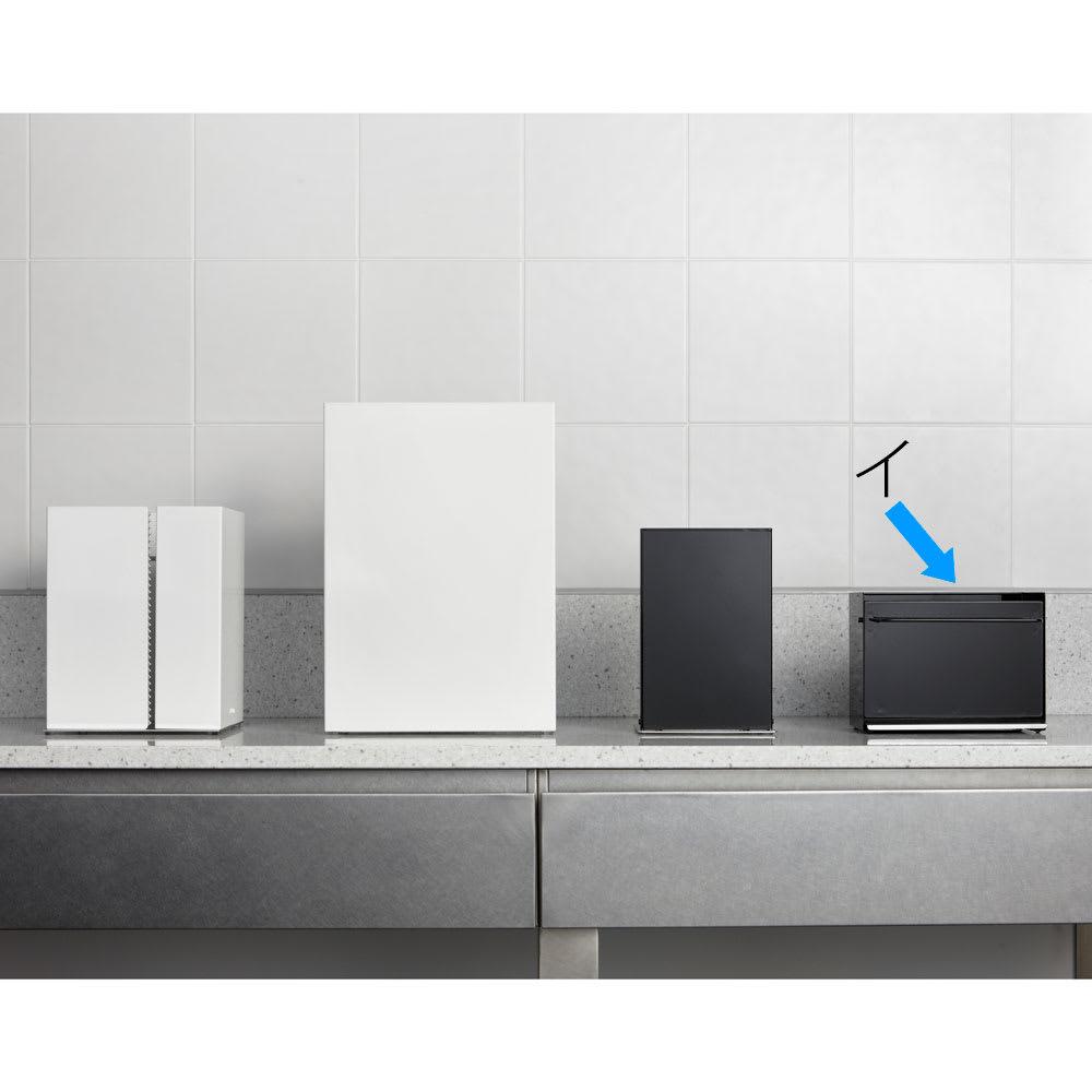 FRAMES&SONS(フレームズアンドサンズ)/kakusu(カクス)シリーズ 洗剤&スポンジラック kakusu(カクス)シリーズ4種