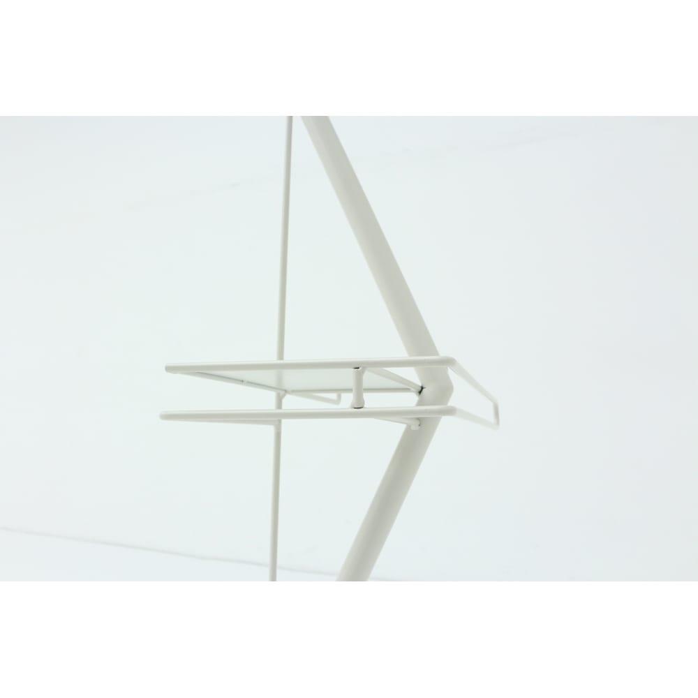 FRAMES&SONS(フレームズアンドサンズ)/ゴーシュ スーツハンガー 弓のようなデザイン
