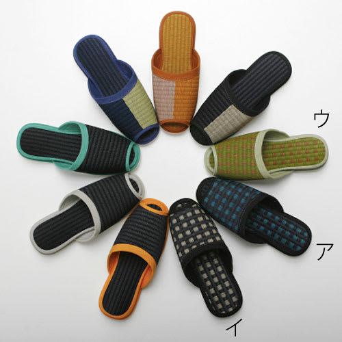 添島勲商店/い草 ロッタ スリッパ(対応約22~25cm) 同シリーズ商品はN516-95・97になります。
