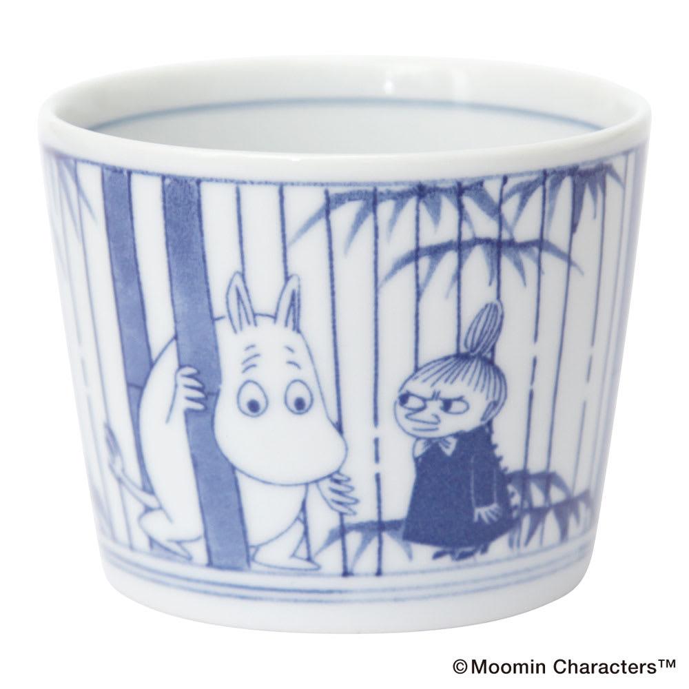 amabro(アマブロ)/MOOMIN×amabro SOMETSUKE 有田焼猪口3個セット BOX付き