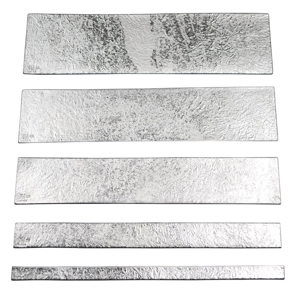 NAGAE+(ナガエプリュス)/幅10~60mm TIN BREATH ティンブレス ブレスレット 長さは共通。お好みの幅をお選びください