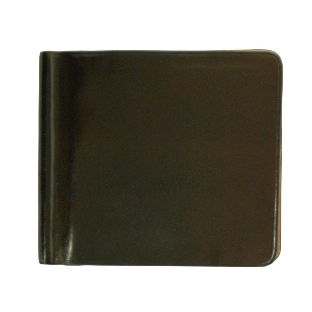 イル・ブッセット 11-155 クリップ財布 (イ)ダークブラウン
