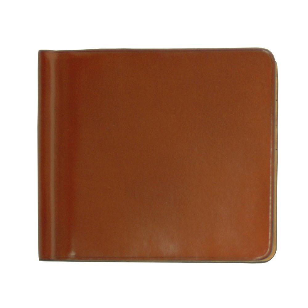 イル・ブッセット 11-155 クリップ財布 (エ)ブラウン