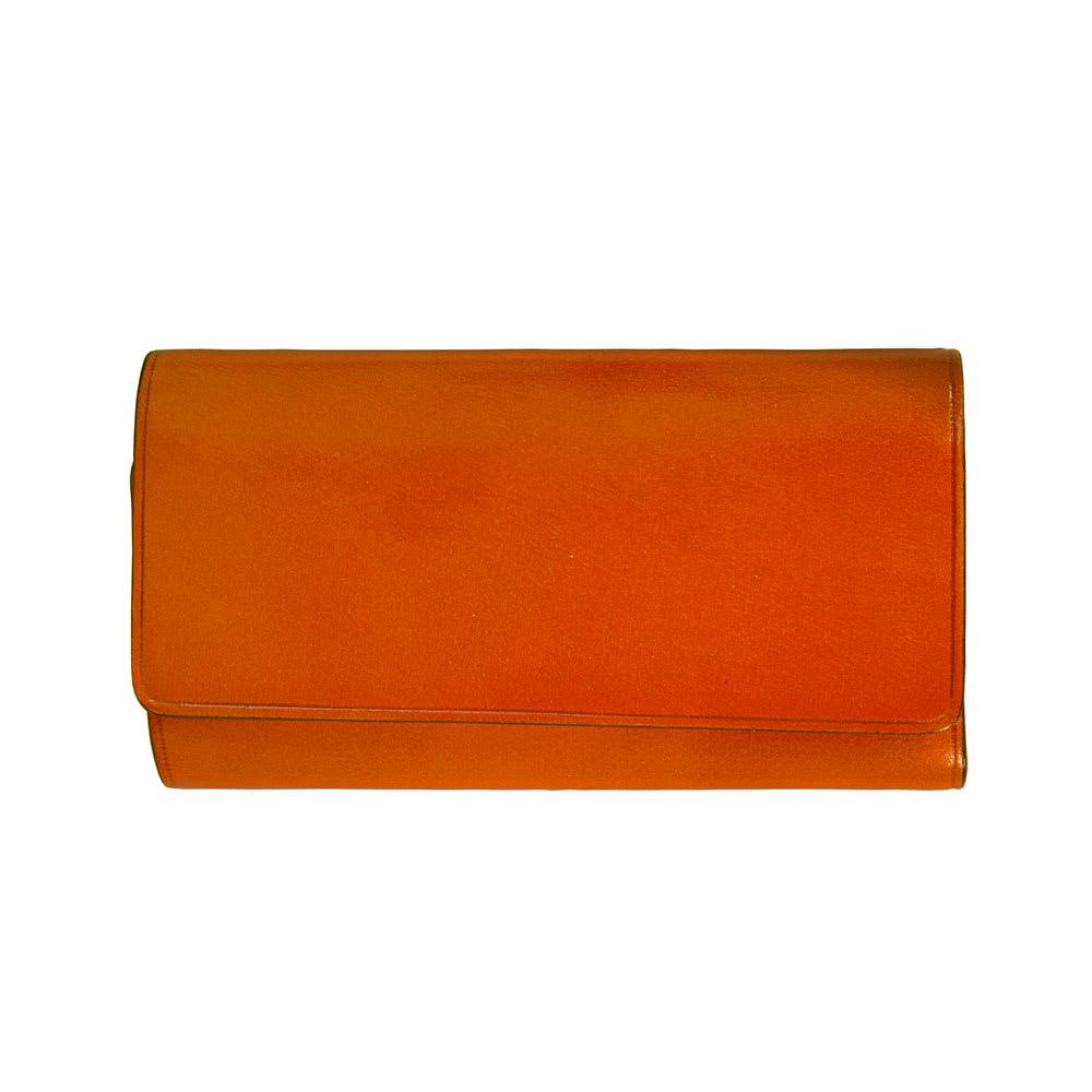 イル・ブッセット 11-015 キーケース 4keys (エ)オレンジ