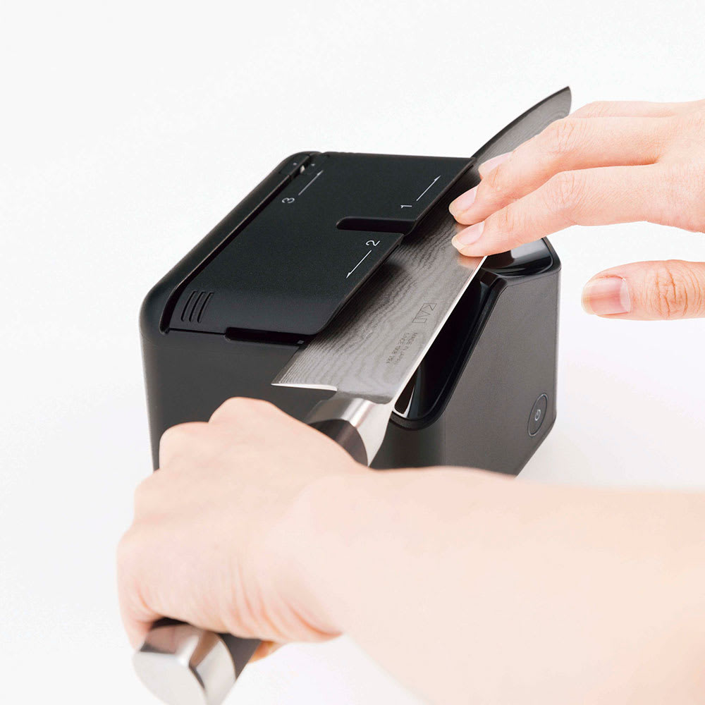 Kai House ザ シャープナー 貝印 電動式包丁研ぎ器