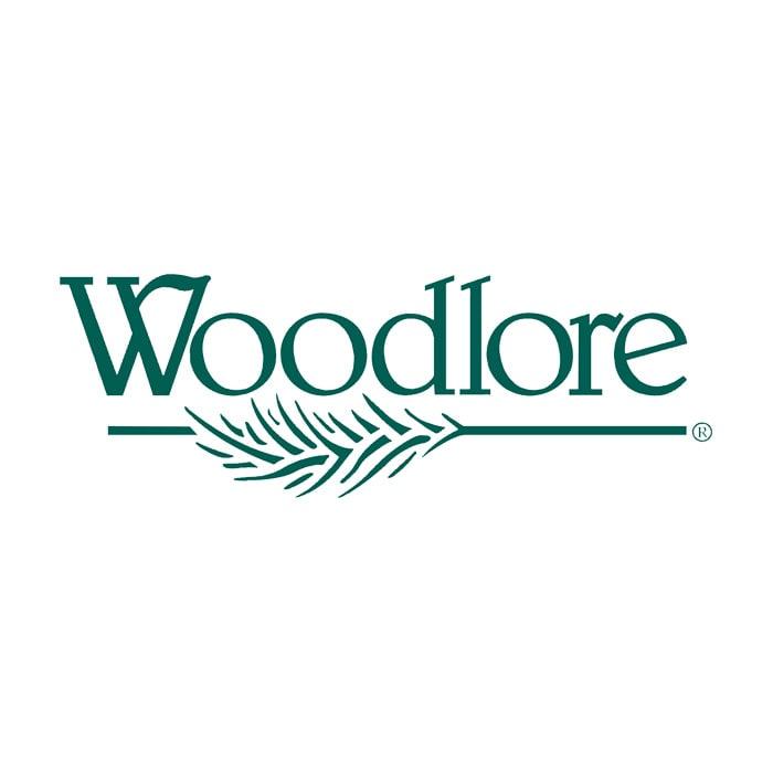 Woodlore(ウッドロア)/ ベーシックシダーハンガークリップ付 5本組