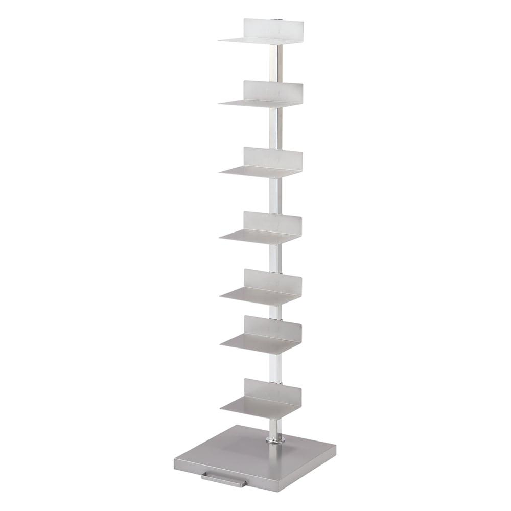 FRAMES&SONS(フレームズアンドサンズ)/キャスター付きブックタワー|本棚 ブックシェルフ 高さ111.5cm
