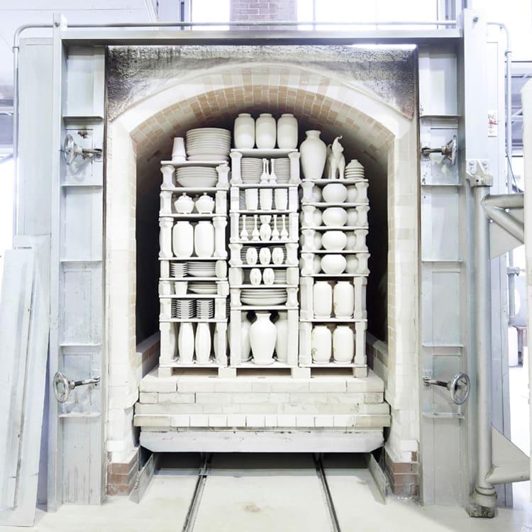 ARITA PORCELAIN LAB(アリタ・ポーセリン・ラボ)/楕円皿(中)sumi/墨ルリ|有田焼 弥左エ門窯