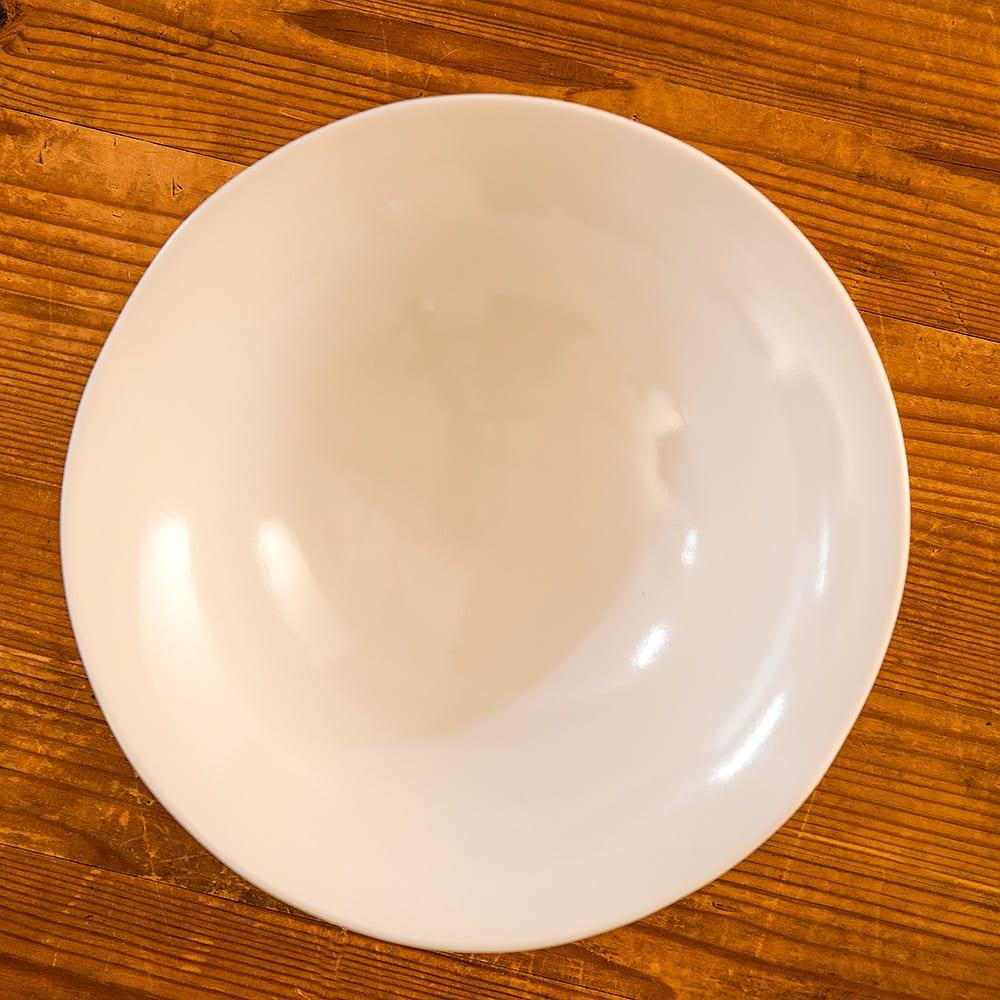 ARITA PORCELAIN LAB(アリタ・ポーセリン・ラボ)/なぶり多用鉢 hakuji/白磁|有田焼 上部