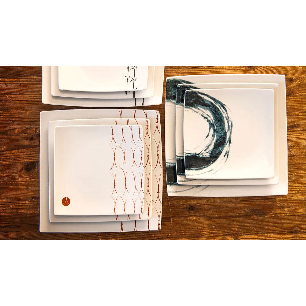 ARITA PORCELAIN LAB(アリタ・ポーセリン・ラボ)/正方皿(特大)|有田焼 3サイズご用意しています