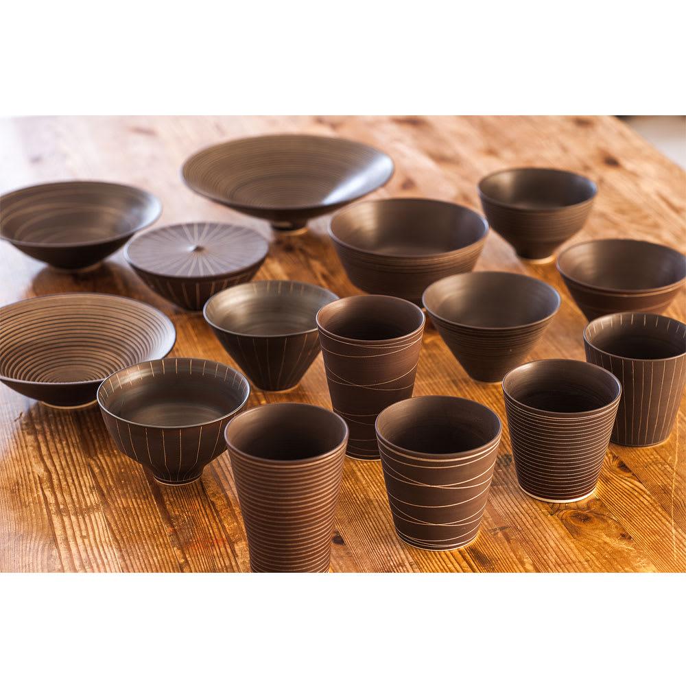 ARITA PORCELAIN LAB(アリタ・ポーセリン・ラボ)/盛鉢 sabi/錆(錆千段)|有田焼 取扱い中の錆シリーズの全ラインナップ
