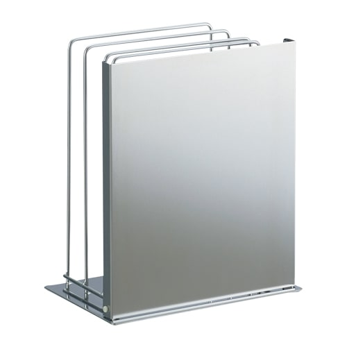 FRAMES&SONS(フレームズアンドサンズ)/丸洗いできるまな板&包丁スタンド 大サイズ ステンレス