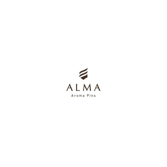 ALMA アロマピンズ マットRED