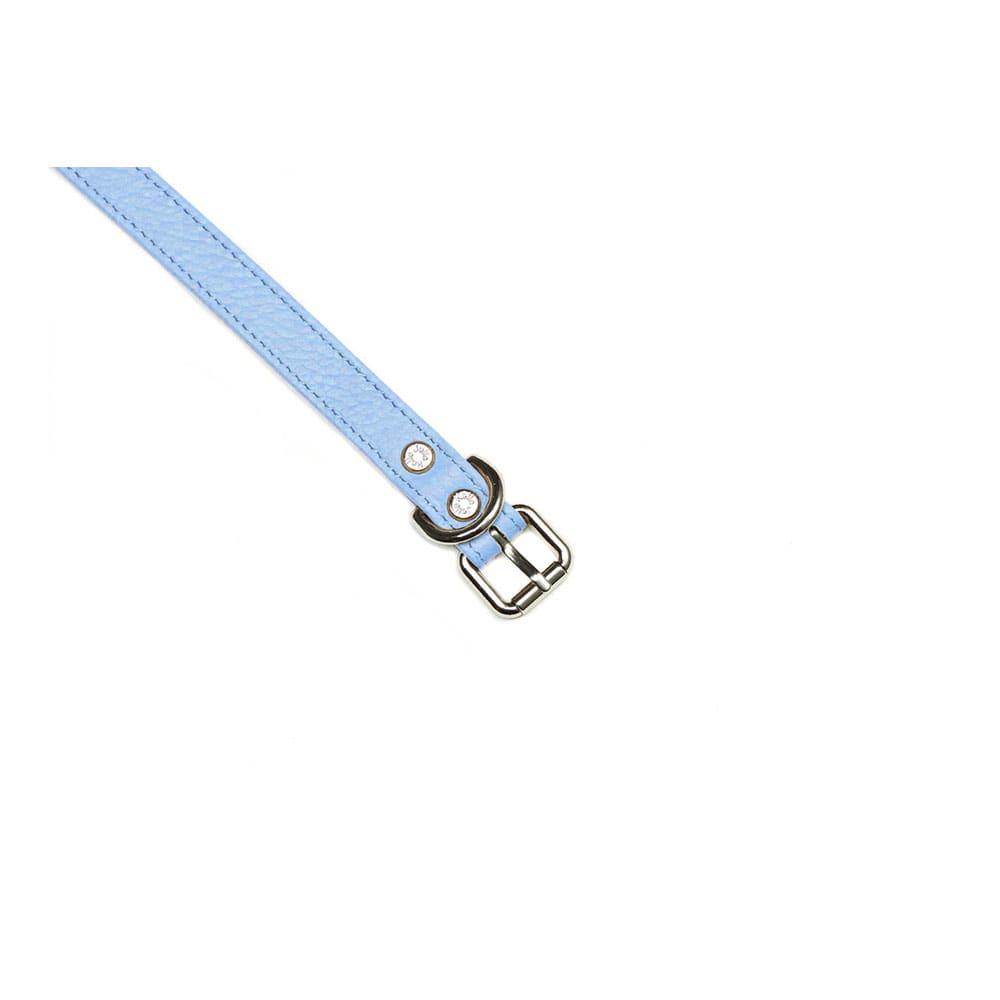イタリア本革 小型犬首輪 S