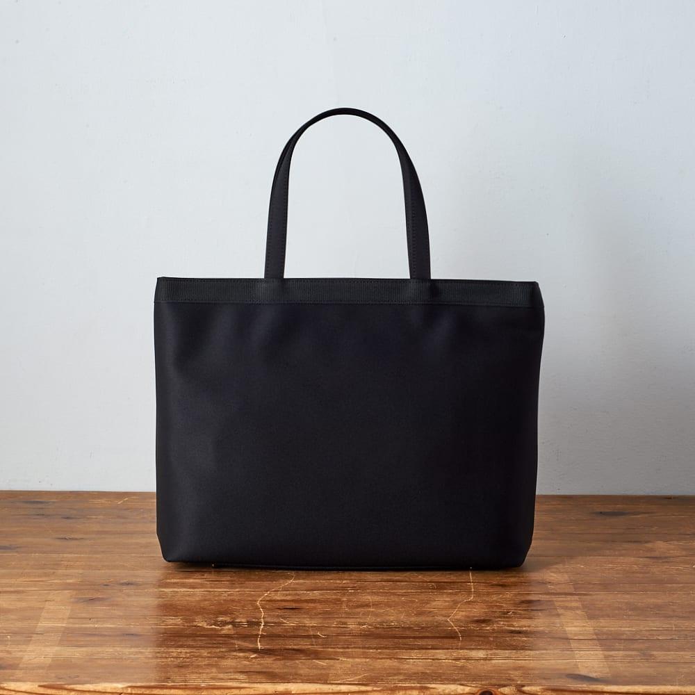 岩佐/フォーマルトートバッグ(A4サイズ対応)|卒業式・入学式・法事 (ア)ブラック