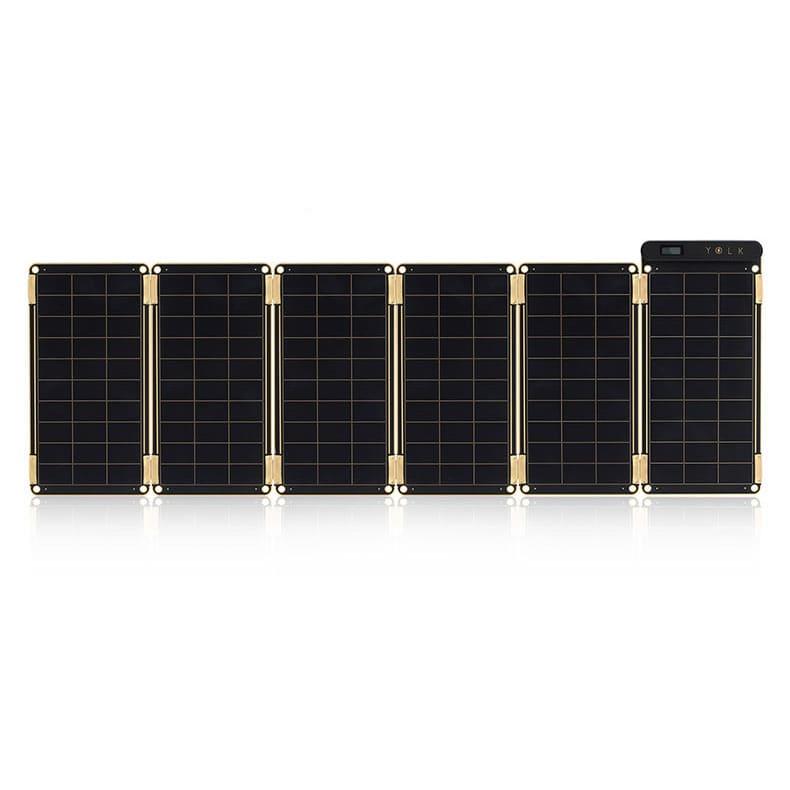 (7.5W)ソーラー充電器ソーラーペーパー 15W…パネルは本体を含め最大6枚(2.5W×6枚=15W)まで可能です。