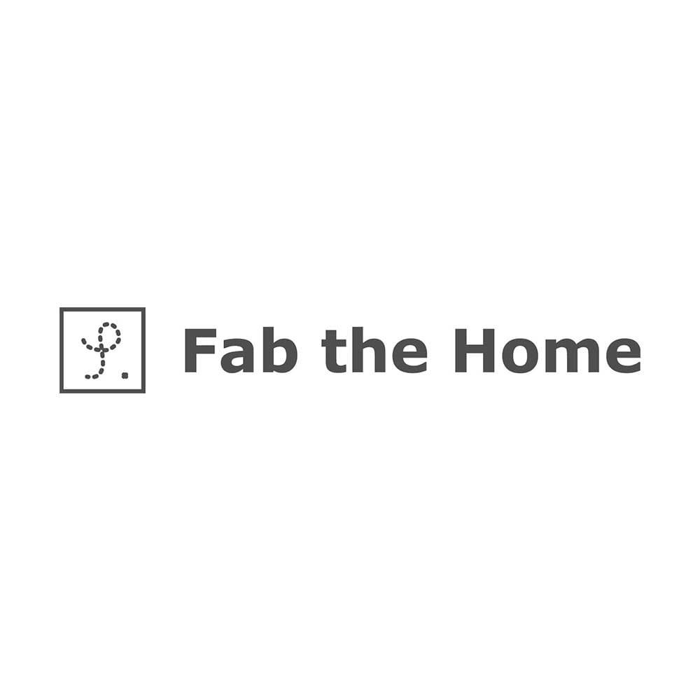 Fab the Home(ファブザホーム)/プレインニット 掛け布団カバー