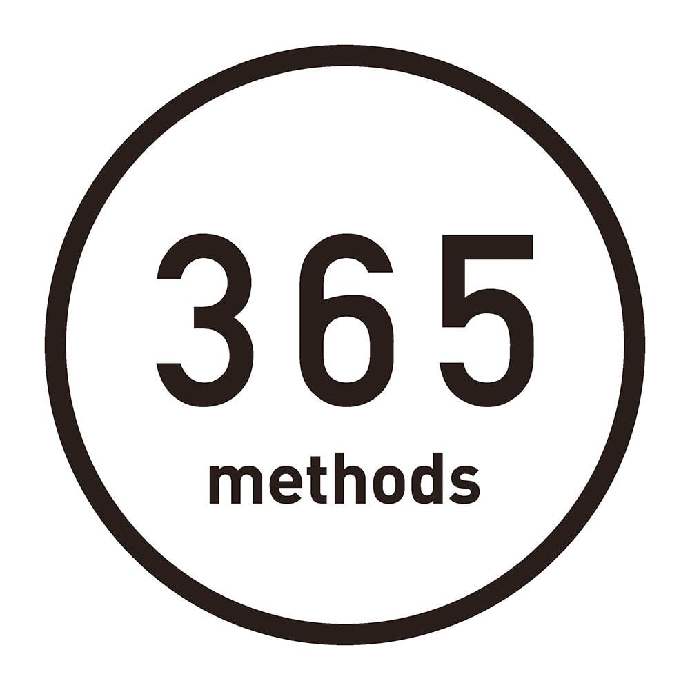 365methods(365メソッド)/バイカラー 抗菌カッティングボードL