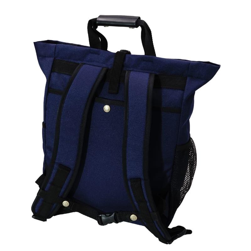 BusyBeaver(ビジィ・ビーバー)/キャリーオントートバッグ リュックとしても使用可能