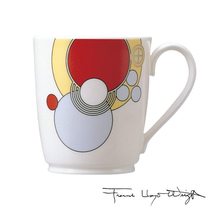 Noritake(ノリタケ)/フランク・ロイド・ライト デザイン マグカップ (1客)|洋食器