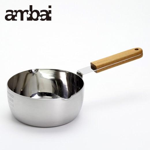 小泉誠・ambai(アンバイ)/雪平鍋16cm