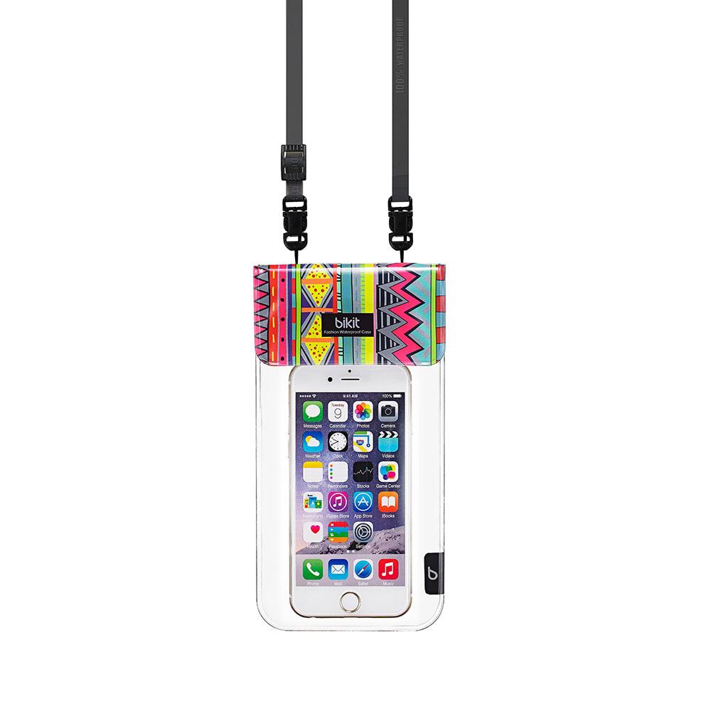 スマートフォン用防水ポーチ bikit2 (イ)インディアン