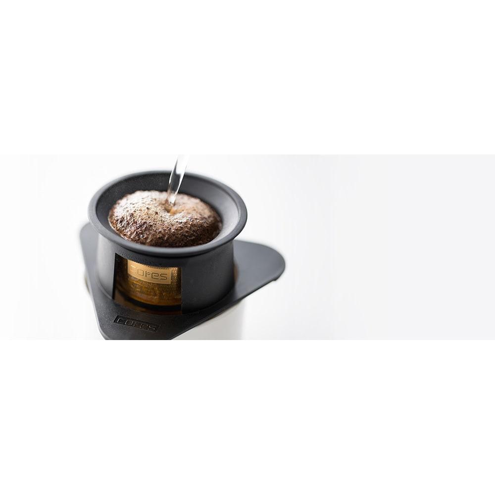 シングルカップゴールドフィルター [cores/コレス]