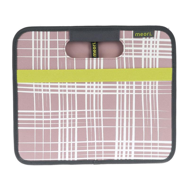 meori ストレージボックス ブラッシュライン Sサイズ (エ)モーブピンク