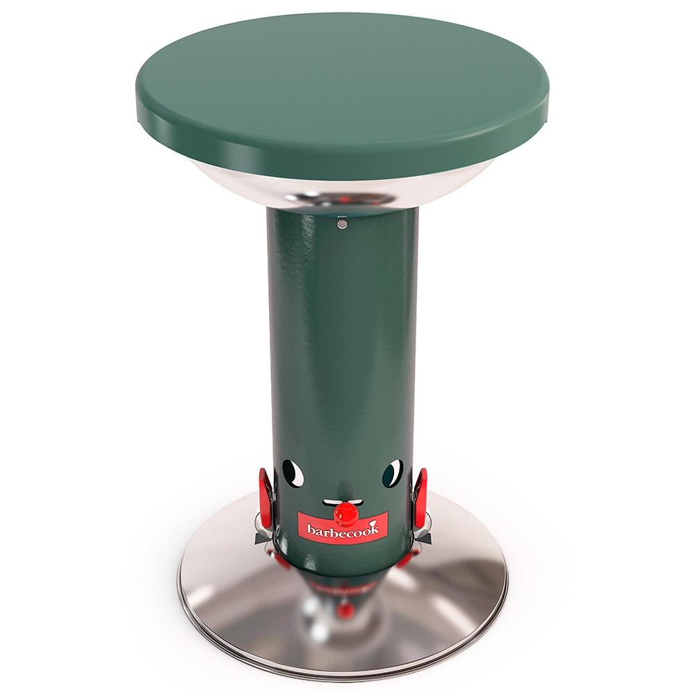 barbecook(バーべクック)/ラルゴ BBQグリル (ア)グリーン (※グリルを使用しない場合は簡易テーブルとして使用可)