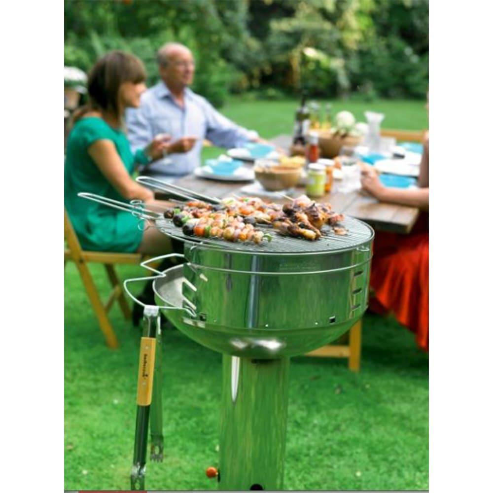 barbecook(バーべクック)/メジャー BBQグリル ステンレス