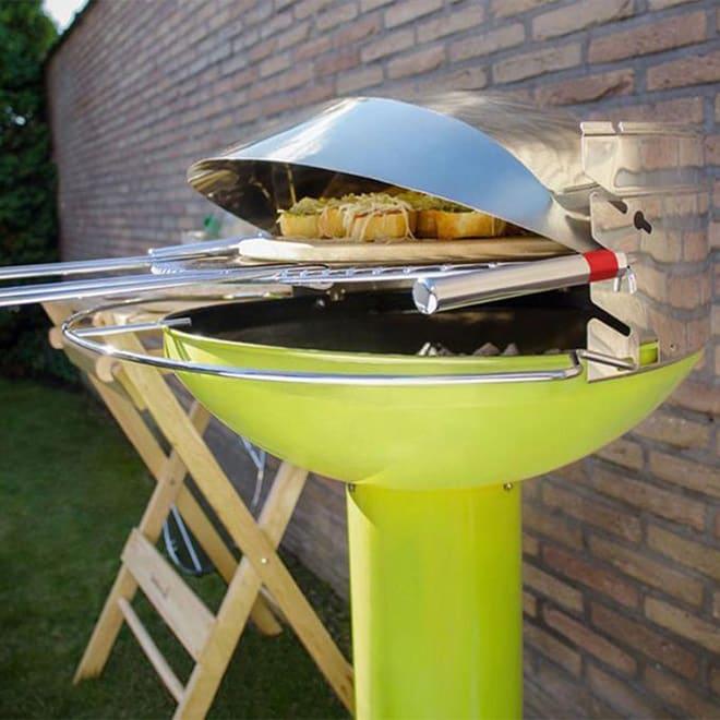 barbecook(バーべクック)/メジャー BBQグリル (ア)キウイ ※蓋・ピザストーンは含まれません。