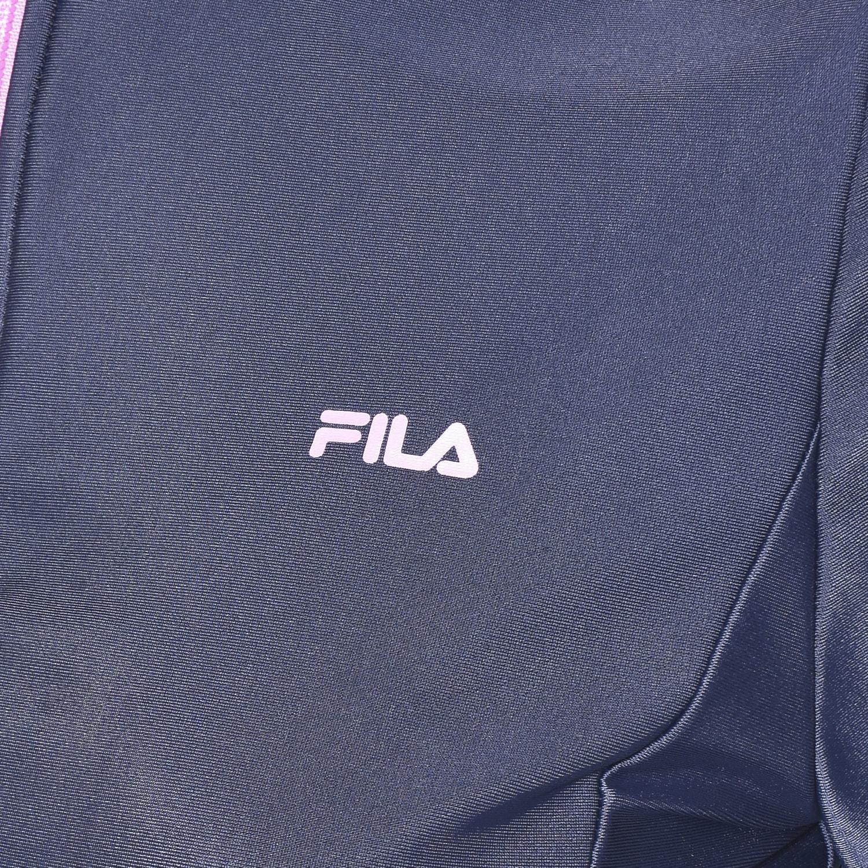 FILA(フィラ)/無地ストレッチラッシュガード (イ)グレー