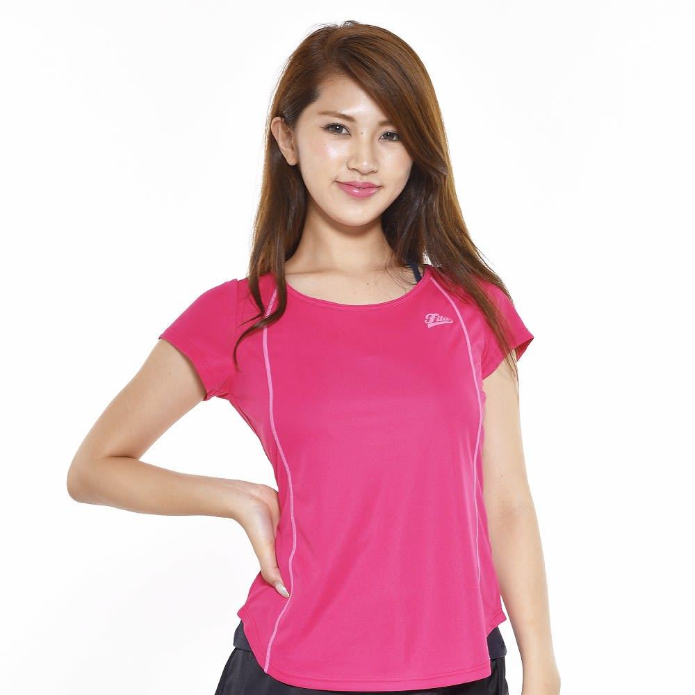 FILA(フィラ)/水陸両用キャミソールアンサンブル2点 (イ)ピンク