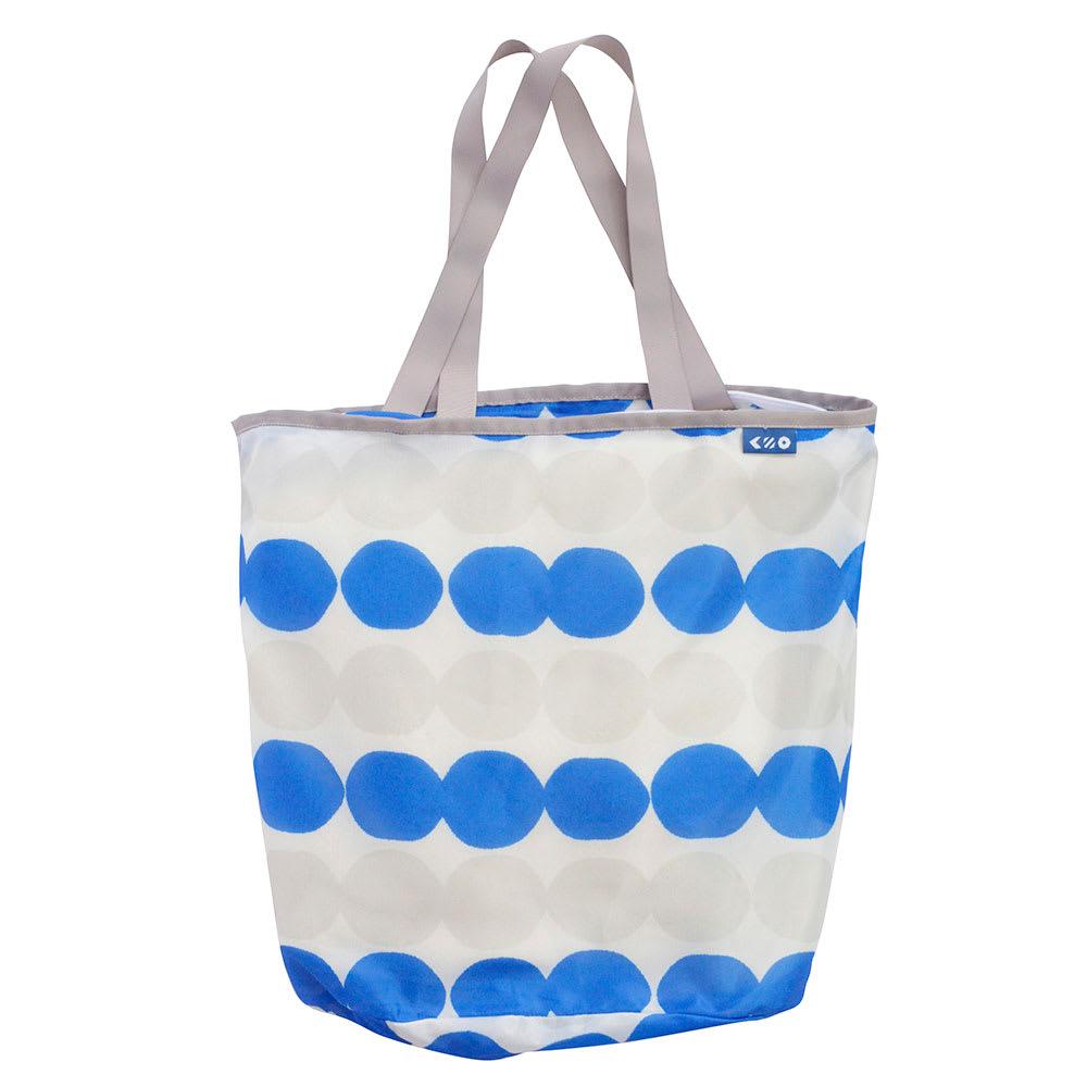 ランドリーバッグ 3色セット(Mサイズ) ブルー