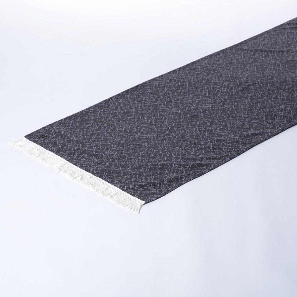 ペイントプリントヨガタオル[FILA/フィラ] (ア)ブラック