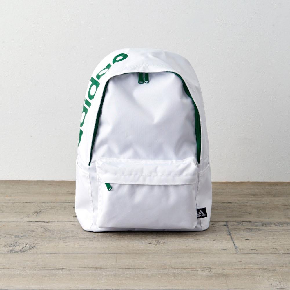 adidas(アディダス)/リュック(22L) (ウ)ホワイト