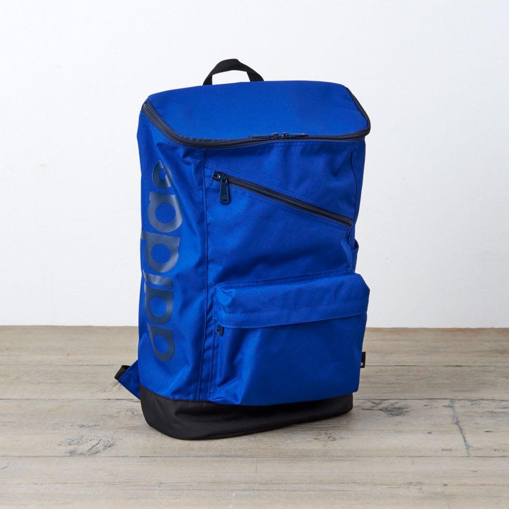 adidas(アディダス)/スクエアタイプリュック(24L) (オ)ブルー