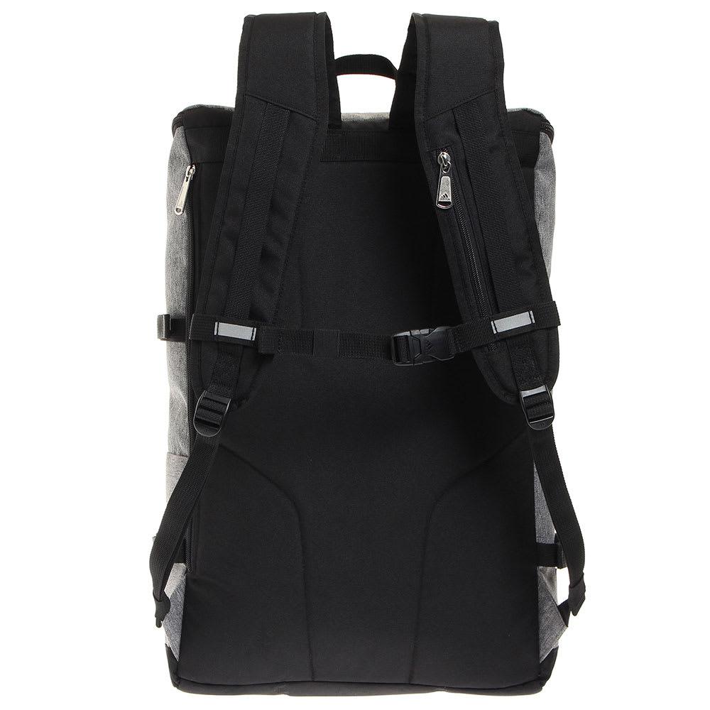 adidas(アディダス)/スクエアリュック 背面