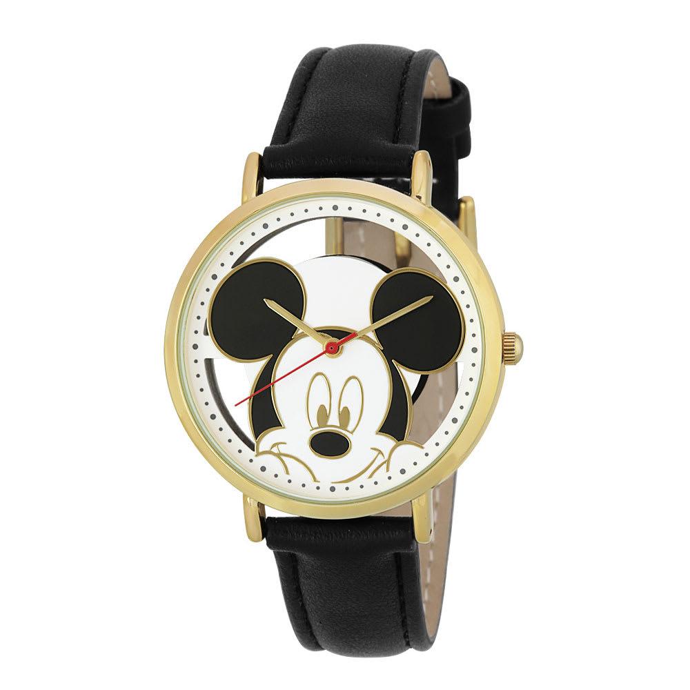 スケルトンケースウォッチ|Disney(ディズニー) (ア)ミッキー