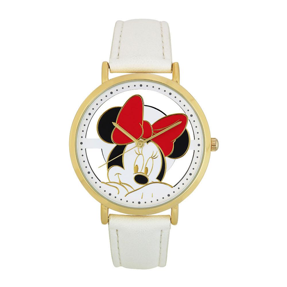 スケルトンケースウォッチ|Disney(ディズニー) (イ)ミニー