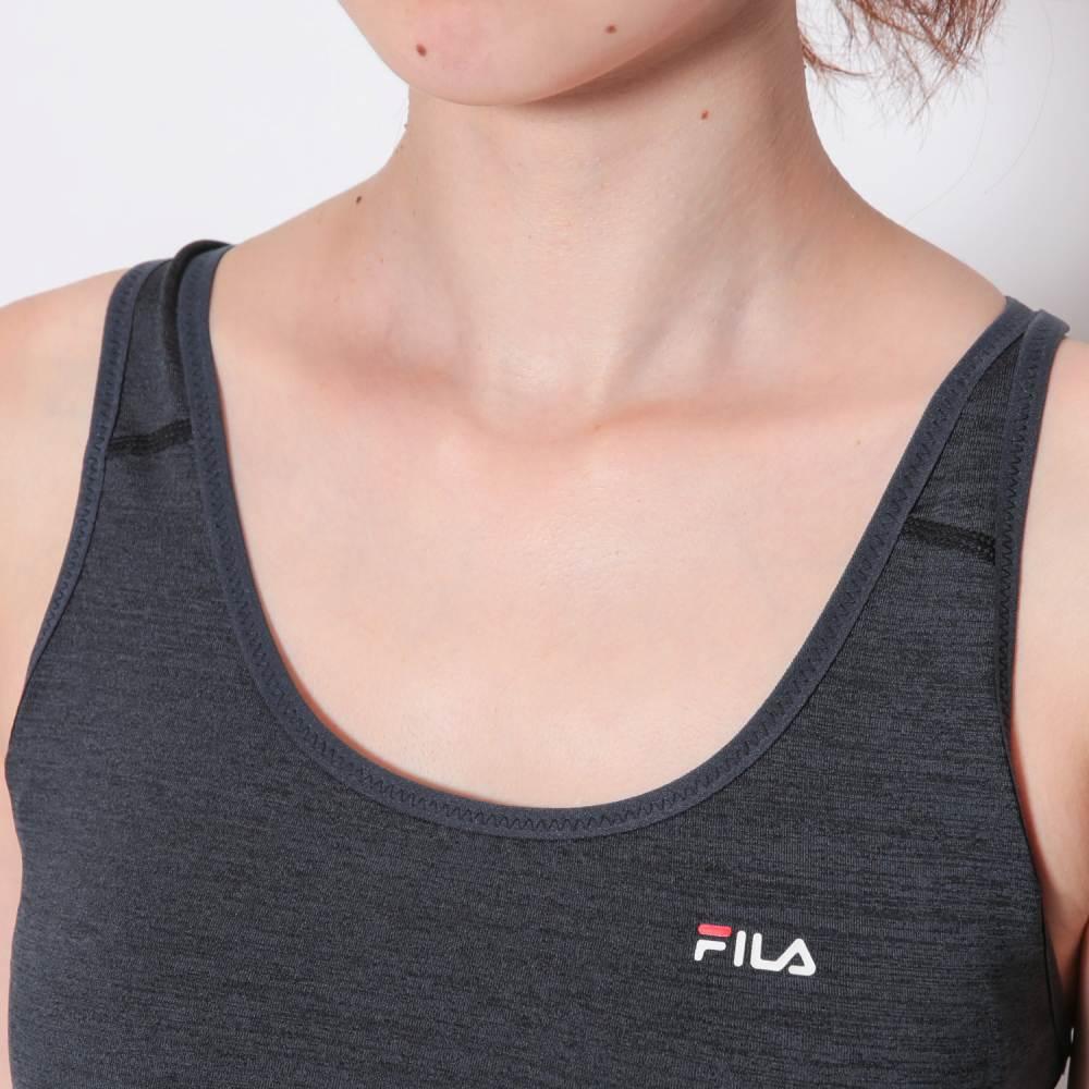 FILA杢ブラトップ           (ア)ダークグレー