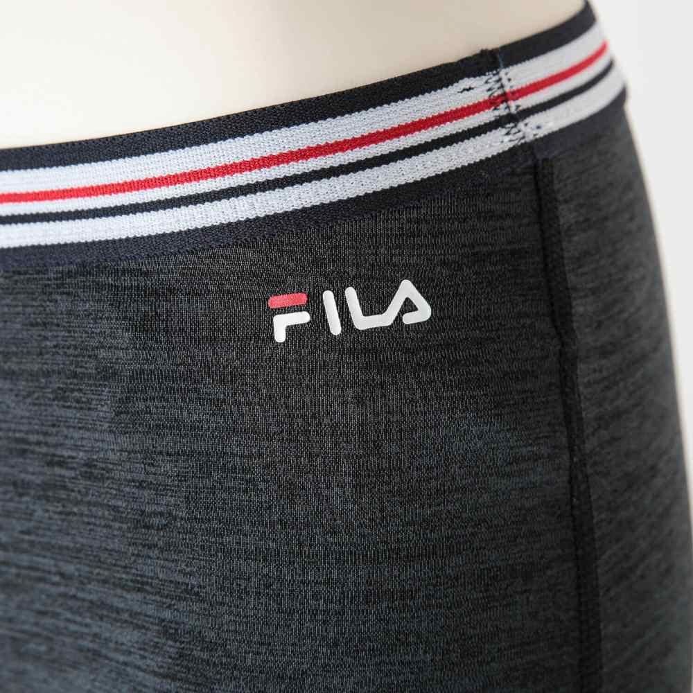 FILA杢ボクサーパンツ         (ア)ダークグレー