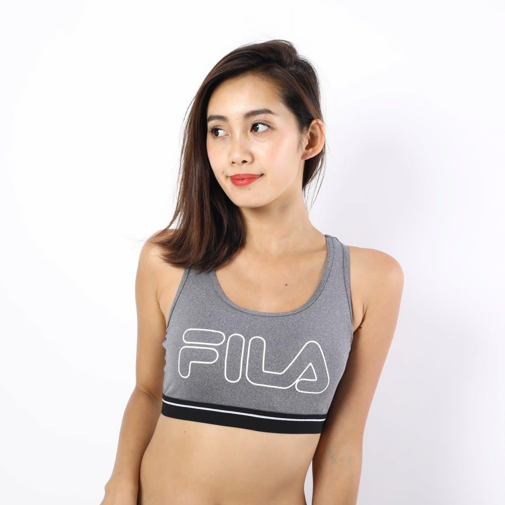 FILA水陸両用ロゴブラトップ      (イ)グレー