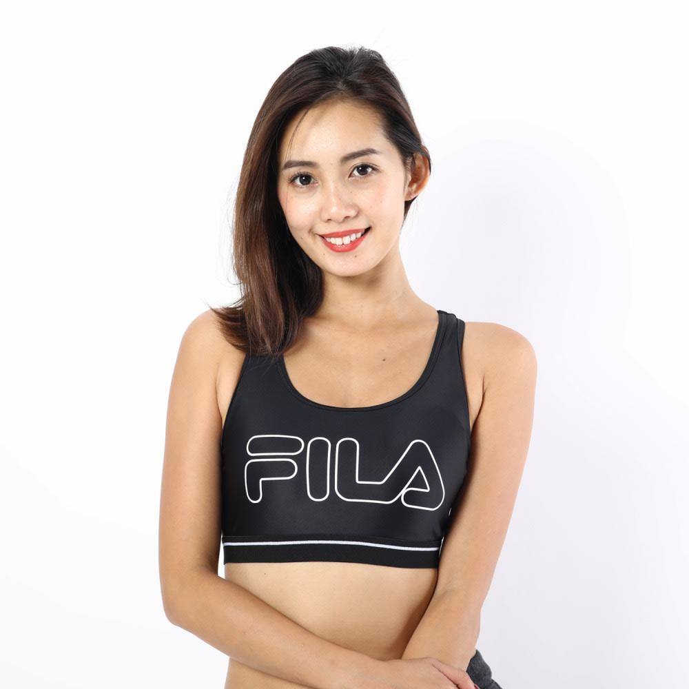 FILA水陸両用ロゴブラトップ      (ア)ブラック